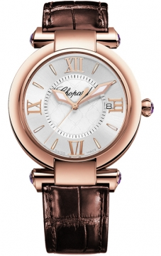 Chopard Imperiale Quartz 36mm Ladies watch, model number - 384221-5001, discount price of £8,406.00 from The Watch Source