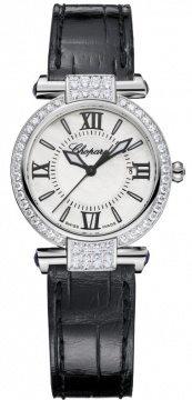 Chopard Imperiale Quartz 28mm Ladies watch, model number - 384238-1001, discount price of £10,837.00 from The Watch Source