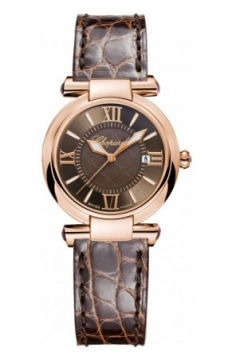 Chopard Imperiale Quartz 28mm Ladies watch, model number - 384238-5005, discount price of £5,780.00 from The Watch Source