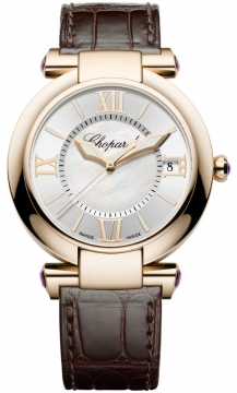 Chopard Imperiale Automatic 40mm Ladies watch, model number - 384241-5001, discount price of £12,835.00 from The Watch Source