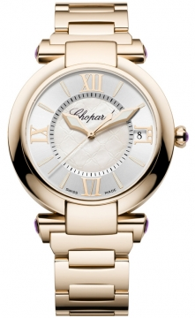 Chopard Imperiale Automatic 40mm Ladies watch, model number - 384241-5002, discount price of £20,570.00 from The Watch Source