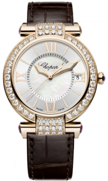 Chopard Imperiale Automatic 40mm Ladies watch, model number - 384241-5003, discount price of £24,670.00 from The Watch Source