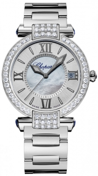 Chopard Imperiale Automatic 36mm Ladies watch, model number - 384822-1004, discount price of £28,279.00 from The Watch Source