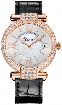 Chopard Imperiale Automatic 36mm Ladies watch, model number - 384822-5002, discount price of £18,785.00 from The Watch Source