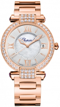 Chopard Imperiale Automatic 36mm Ladies watch, model number - 384822-5004, discount price of £26,911.00 from The Watch Source