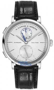 A. Lange & Sohne Saxonia Dual Time 40mm 385.026 watch