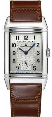 Buy this new Jaeger LeCoultre Reverso Classic Large Small Seconds 3858522 mens watch for the discount price of £5,085.00. UK Retailer.