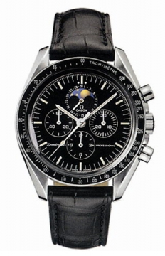 Omega Speedmaster Professional Moonwatch 42mm Mens watch, model number - 3876.50.31, discount price of £3,230.00 from The Watch Source
