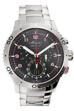 Breguet Type XXII Flyback 10 Hz 3880st/h2/sx0 watch