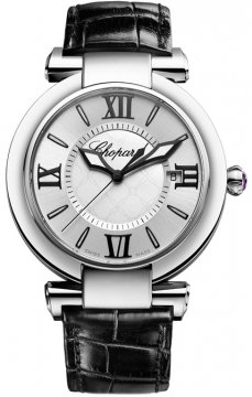 Buy this new Chopard Imperiale Automatic 40mm 388531-3001 ladies watch for the discount price of £4,403.00. UK Retailer.