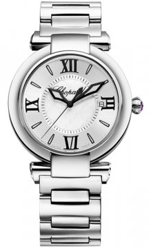 Chopard Imperiale Quartz 36mm Ladies watch, model number - 388532-3002, discount price of £3,895.00 from The Watch Source
