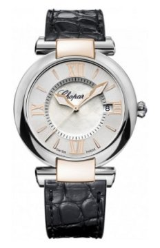 Chopard Imperiale Quartz 36mm Ladies watch, model number - 388532-6001, discount price of £2,970.00 from The Watch Source
