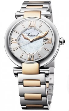 Chopard Imperiale Quartz 36mm Ladies watch, model number - 388532-6002, discount price of £4,315.00 from The Watch Source