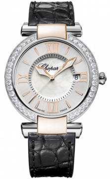 Chopard Imperiale Quartz 36mm Ladies watch, model number - 388532-6003, discount price of £9,146.00 from The Watch Source