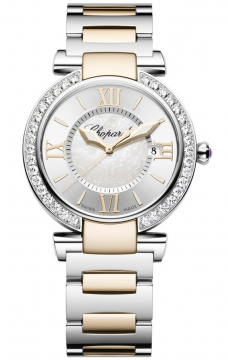 Chopard Imperiale Quartz 36mm Ladies watch, model number - 388532-6004, discount price of £9,135.00 from The Watch Source
