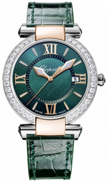 Chopard Imperiale Quartz 36mm Ladies watch, model number - 388532-6008, discount price of £9,163.00 from The Watch Source