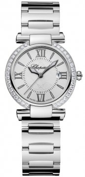 Chopard Imperiale Quartz 28mm Ladies watch, model number - 388541-3004, discount price of £6,256.00 from The Watch Source