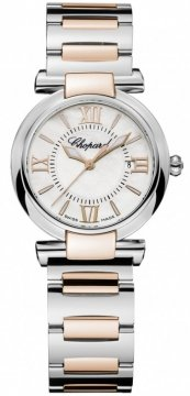 Chopard Imperiale Quartz 28mm Ladies watch, model number - 388541-6002, discount price of £4,879.00 from The Watch Source