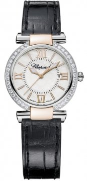 Chopard Imperiale Quartz 28mm Ladies watch, model number - 388541-6003, discount price of £6,043.00 from The Watch Source