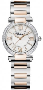 Chopard Imperiale Quartz 28mm Ladies watch, model number - 388541-6004, discount price of £7,539.00 from The Watch Source