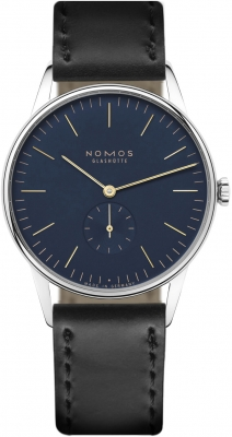 Nomos Glashutte Orion 38mm 388 watch