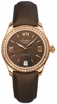 Glashutte Original Lady Serenade Ladies watch, model number - 39-22-01-11-45, discount price of £11,254.00 from The Watch Source