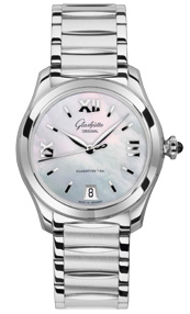 Glashutte Original Lady Serenade Ladies watch, model number - 39-22-08-02-34, discount price of £4,320.00 from The Watch Source