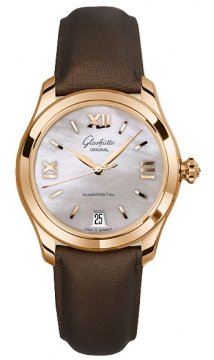 Glashutte Original Lady Serenade Ladies watch, model number - 39-22-09-01-44, discount price of £7,525.00 from The Watch Source