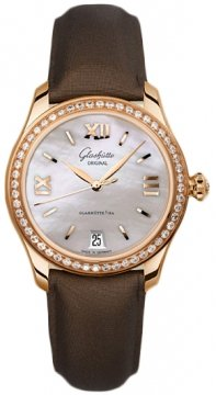 Glashutte Original Lady Serenade Ladies watch, model number - 39-22-09-11-04, discount price of £12,835.00 from The Watch Source