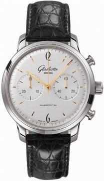 Glashutte Original Senator Sixties Chronograph 39-34-03-22-04 watch