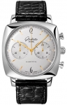 Glashutte Original Sixties Square Chronograph 39-34-03-32-04 watch