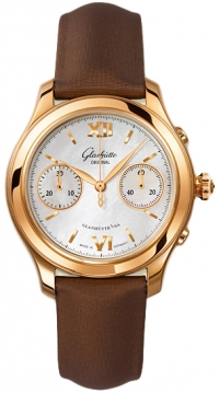 Glashutte Original Lady Serenade Chronograph Ladies watch, model number - 39-34-11-01-44, discount price of £9,740.00 from The Watch Source