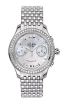 Glashutte Original Lady Serenade Chronograph 39-34-12-12-24 watch