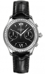 Glashutte Original Lady Serenade Chronograph 39-34-13-12-44 watch