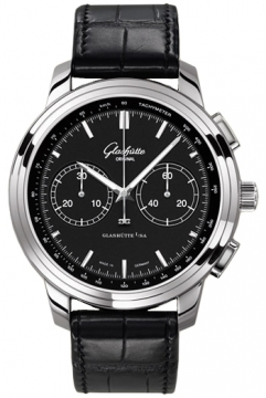 Glashutte Original Senator Chronograph XL Mens watch, model number - 39-34-20-42-04, discount price of £5,108.00 from The Watch Source