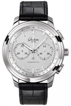 Glashutte Original Senator Chronograph XL Mens watch, model number - 39-34-21-42-04, discount price of £5,108.00 from The Watch Source