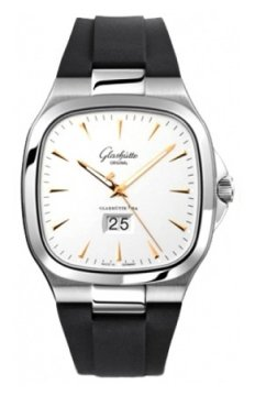 Glashutte Original Senator Seventies Panorama Date Mens watch, model number - 39-47-11-12-06, discount price of £5,822.00 from The Watch Source