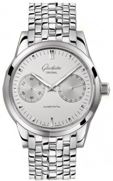 Glashutte Original Senator Hand Date Mens watch, model number - 39-58-02-02-14, discount price of £4,012.00 from The Watch Source