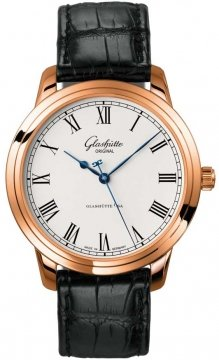 Glashutte Original Senator Automatic Mens watch, model number - 39-59-01-05-04, discount price of £8,860.00 from The Watch Source
