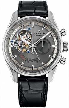 Zenith Chronomaster Open Power Reserve Mens watch, model number - 40.2082.4021/91.c496, discount price of £24,090.00 from The Watch Source