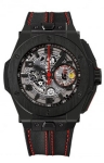 Hublot Big Bang UNICO Ferrari 45mm 401.cx.0123.vr ALL BLACK watch