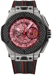 Hublot Big Bang UNICO Ferrari 45mm 401.nq.0123.vr watch