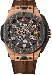 Hublot Big Bang UNICO Ferrari 45mm 401.oj.0123.vr watch