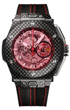 Hublot Big Bang UNICO Ferrari 45mm Mens watch, model number - 401.qx.0123.vr, discount price of £17,680.00 from The Watch Source
