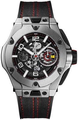 Hublot Big Bang UNICO Ferrari 45mm 402.nx.0123.wr watch