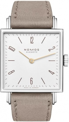 Nomos Glashutte Tetra 27 Duo 27.5mm 405 watch