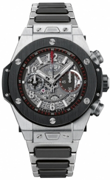 Hublot Big Bang UNICO 45mm 411.nm.1170.nm watch
