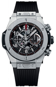 Hublot Big Bang UNICO 45mm Mens watch, model number - 411.nx.1170.rx, discount price of £12,480.00 from The Watch Source