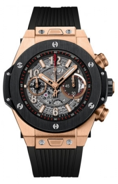 Hublot Big Bang UNICO 45mm Mens watch, model number - 411.om.1180.rx, discount price of £24,320.00 from The Watch Source