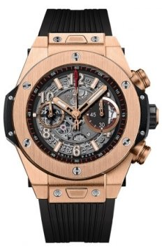 Hublot Big Bang UNICO 45mm Mens watch, model number - 411.ox.1180.rx, discount price of £23,545.00 from The Watch Source